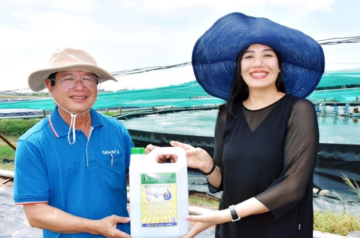 CEO Tập đoàn thủy sản Bồ Đề với khát vọng chuyên nghiệp hóa người nông dân - Ảnh 6.