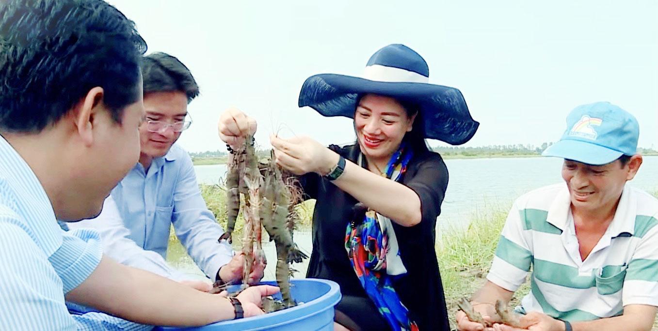 CEO Tập đoàn thủy sản Bồ Đề với khát vọng chuyên nghiệp hóa người nông dân - Ảnh 1.