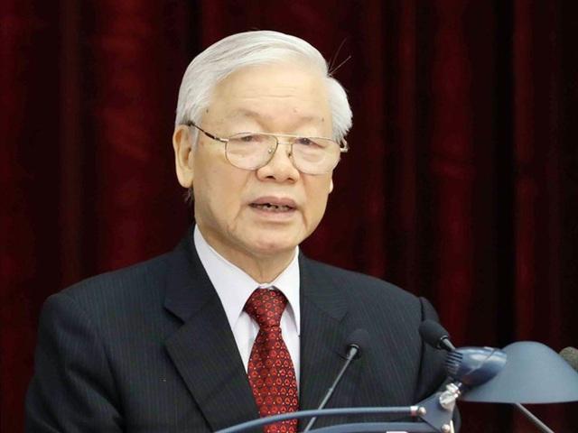 Tổng Bí thư Nguyễn Phú Trọng kêu gọi toàn dân muôn người như một để chống dịch - Ảnh 1.