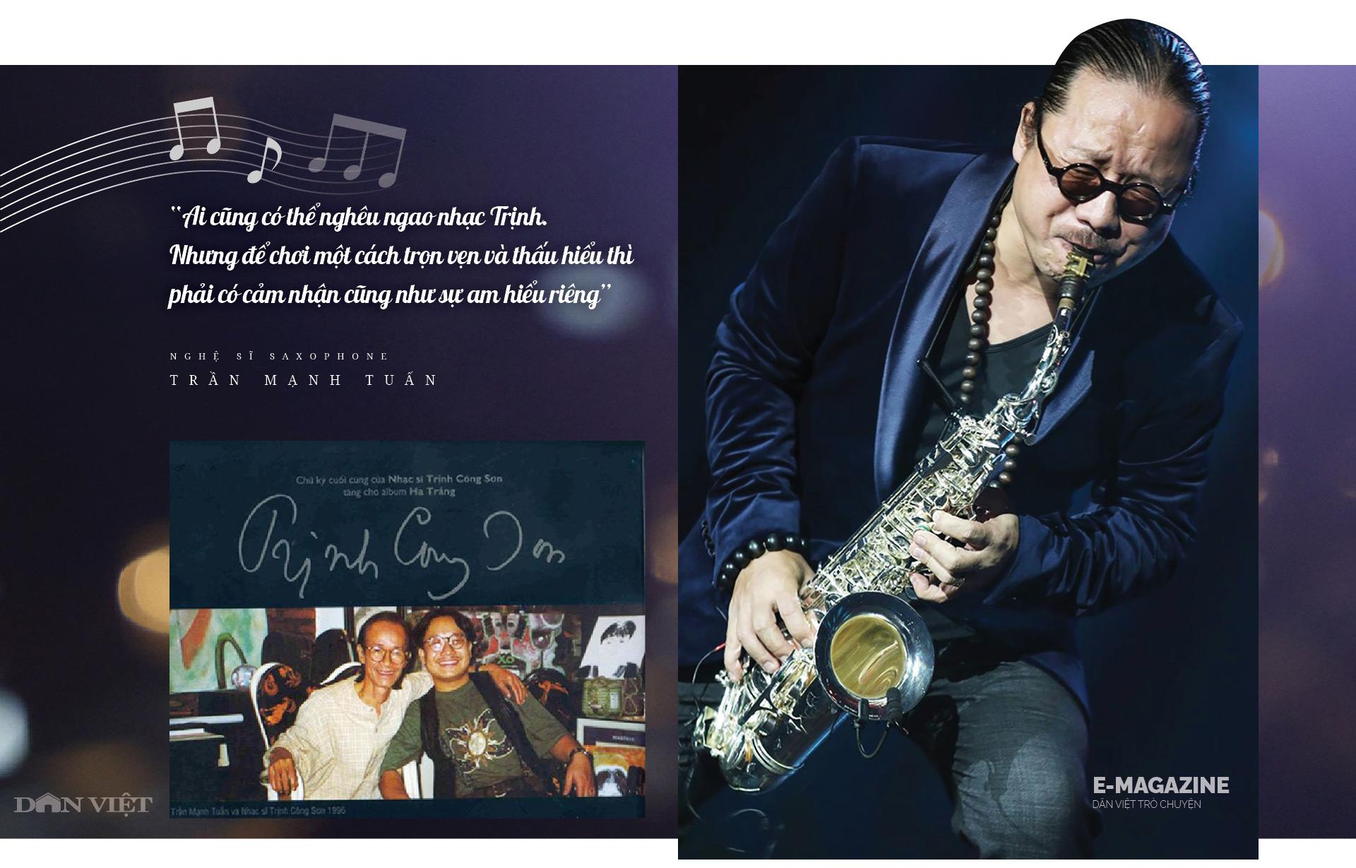 """Nghệ sĩ saxophone Trần Mạnh Tuấn: """"Diễn giữa không gian bệnh viện dã chiến là điều đặc biệt nhất trong đời"""" - Ảnh 7."""