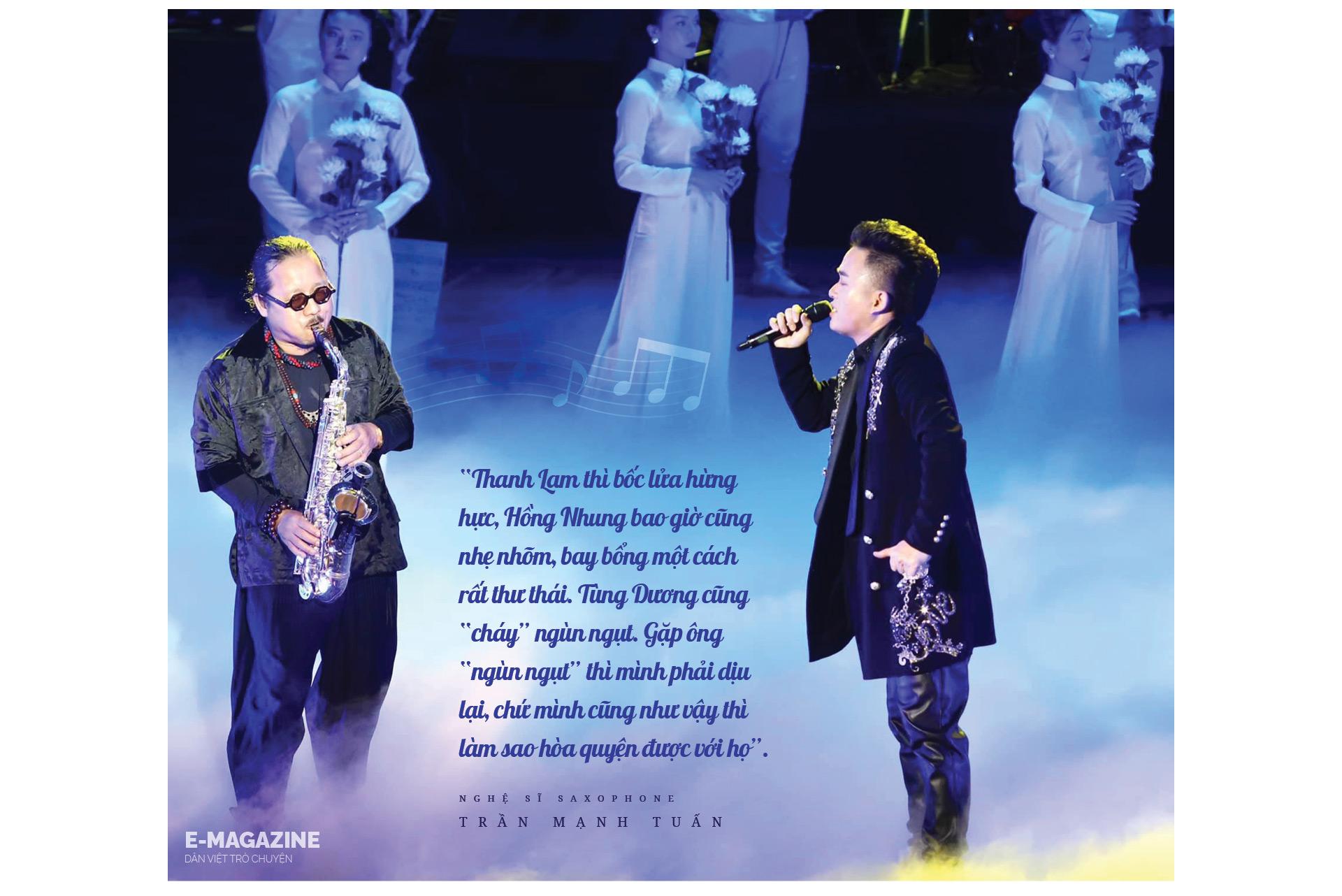 """Nghệ sĩ saxophone Trần Mạnh Tuấn: """"Diễn giữa không gian bệnh viện dã chiến là điều đặc biệt nhất trong đời"""" - Ảnh 13."""