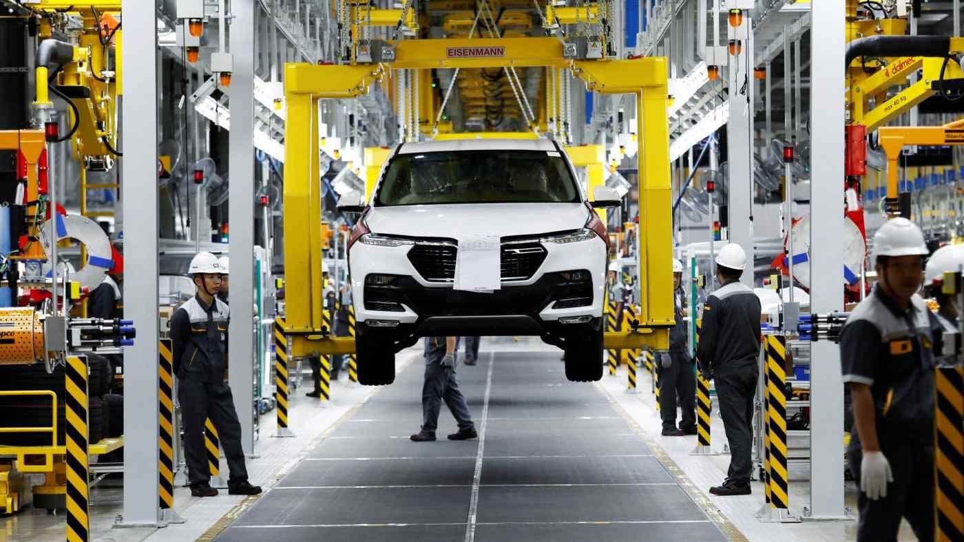 Vingroup đặt mục tiêu bán 160.000 - 180.000 xe điện VinFast tại Mỹ hàng năm - Ảnh 1.