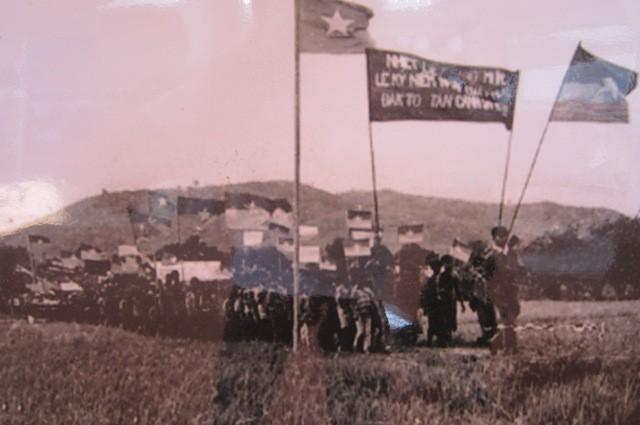 Quân giải phóng khép gọng kìm, xóa sổ Căn cứ Tân Cảnh - Ảnh 1.