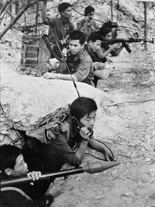 Quân giải phóng khép gọng kìm, xóa sổ Căn cứ Tân Cảnh - Ảnh 11.
