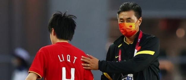 """Olympic Tokyo 2020: Trung Quốc thủng lưới 17 bàn, HLV bị """"bóc mẽ"""" - Ảnh 2."""