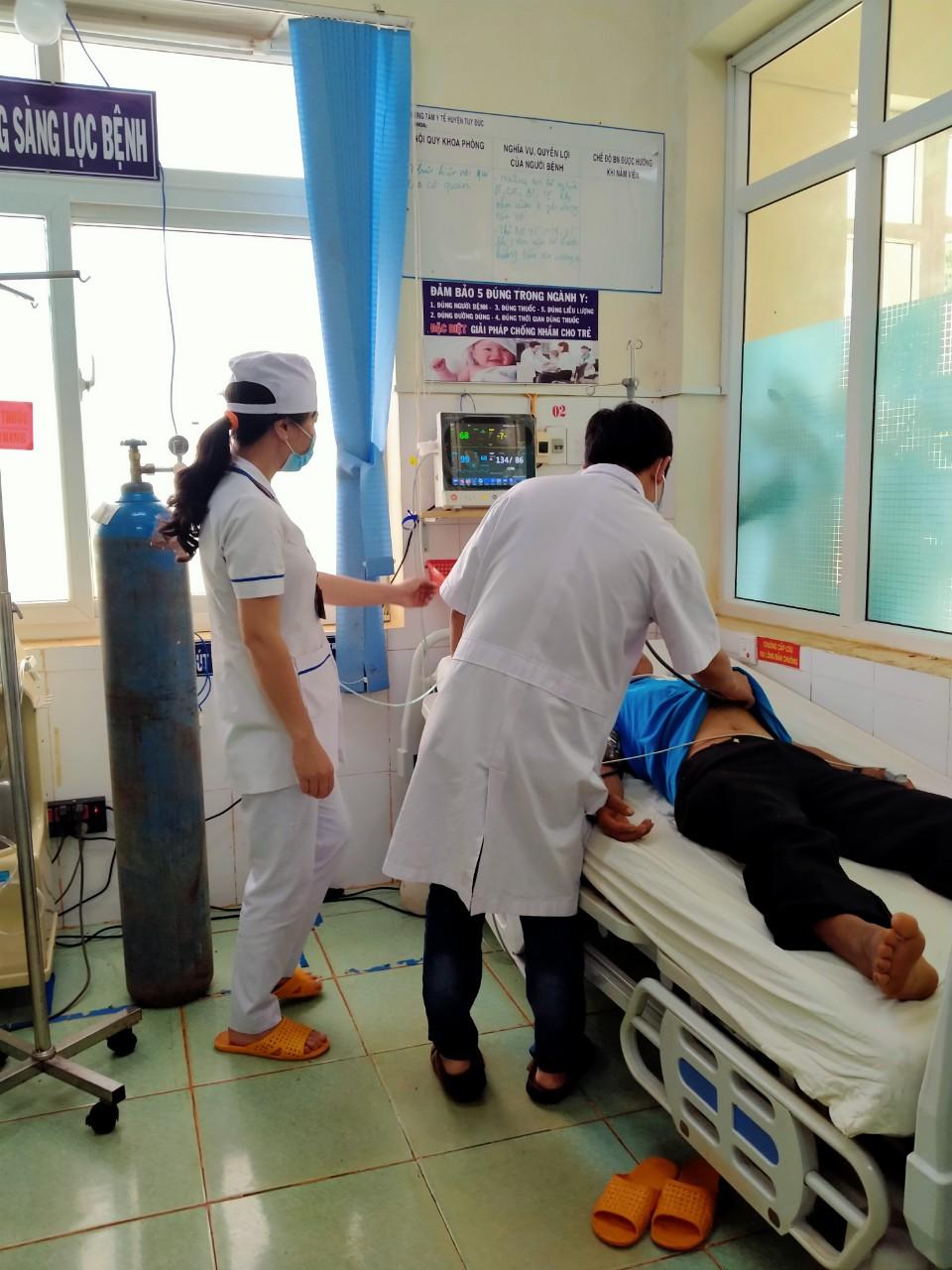 Đắk Nông: Nỗ lực trong công tác khám, chữa bệnh ở huyện biên giới Tuy Đức - Ảnh 2.