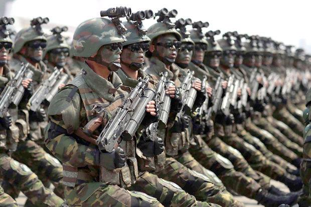 Đặc nhiệm Triều Tiên: Lực lượng khiến Mỹ - Hàn ngán ngại nhất - Ảnh 3.