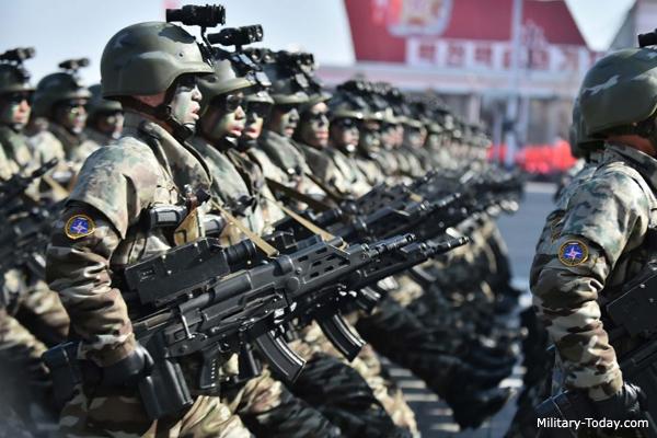 Đặc nhiệm Triều Tiên: Lực lượng khiến Mỹ - Hàn ngán ngại nhất - Ảnh 12.