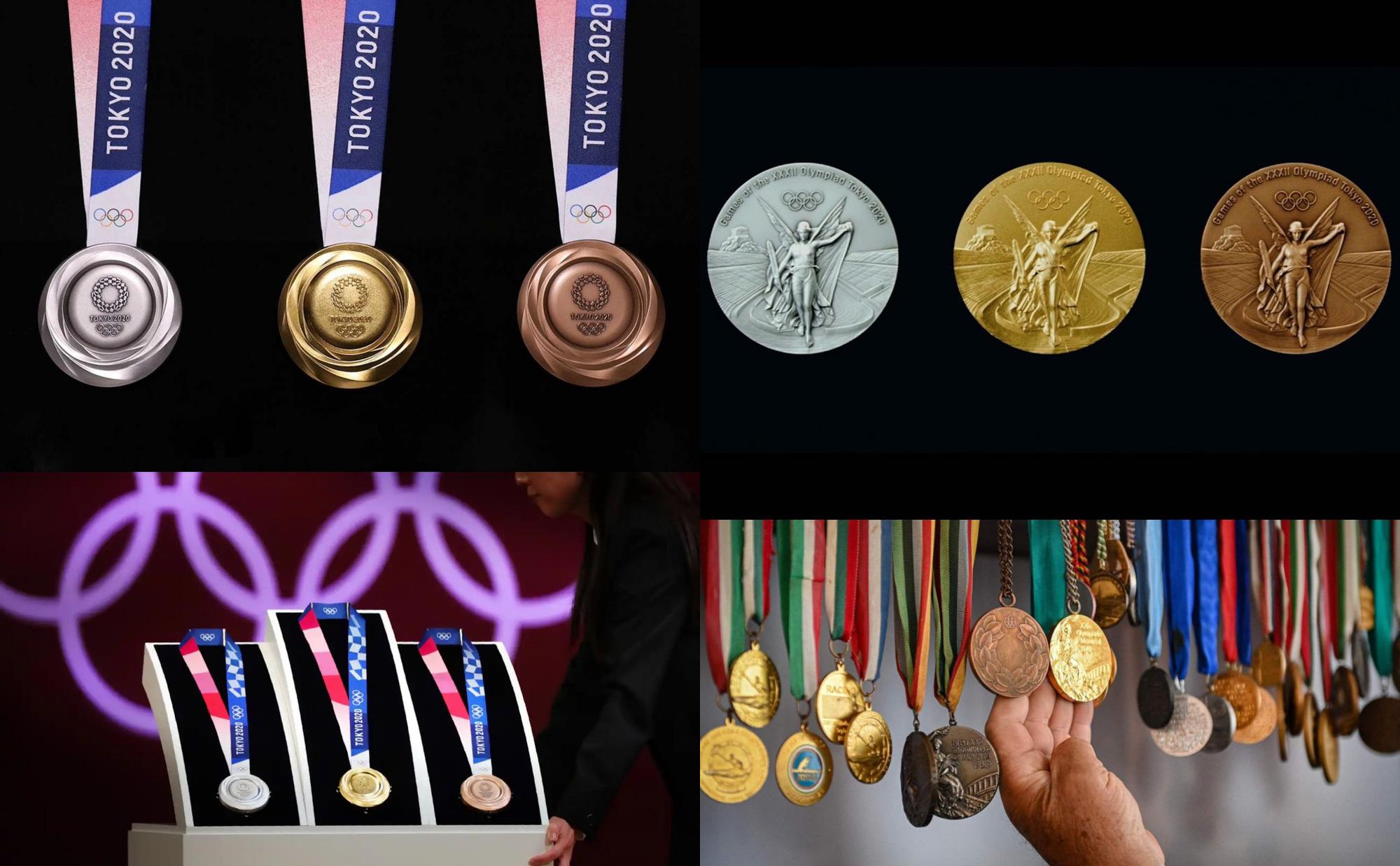 Huy chương vàng Olympic 2020 có được làm bằng vàng thật? - Ảnh 2.