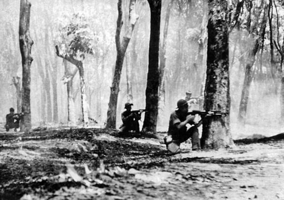 Quân giải phóng khép gọng kìm, xóa sổ Căn cứ Tân Cảnh - Ảnh 7.