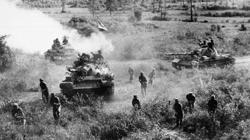 Quân giải phóng khép gọng kìm, xóa sổ Căn cứ Tân Cảnh - Ảnh 8.