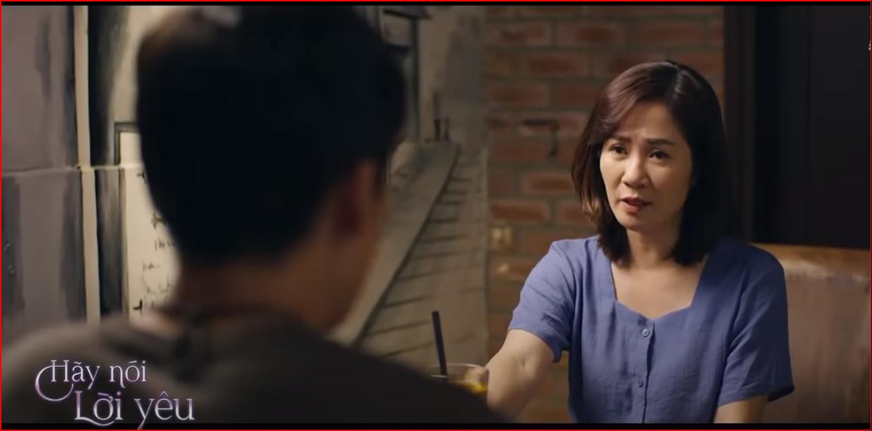 Phim hot Hãy nói lời yêu tập 32: Phan có nhận tiền của bà Hoài không? - Ảnh 3.