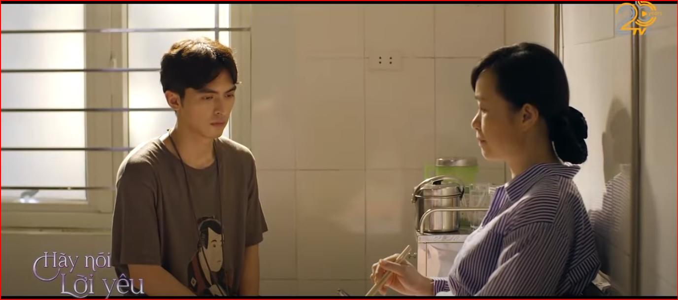 Phim hot Hãy nói lời yêu tập 32: Phan có nhận tiền của bà Hoài không? - Ảnh 2.