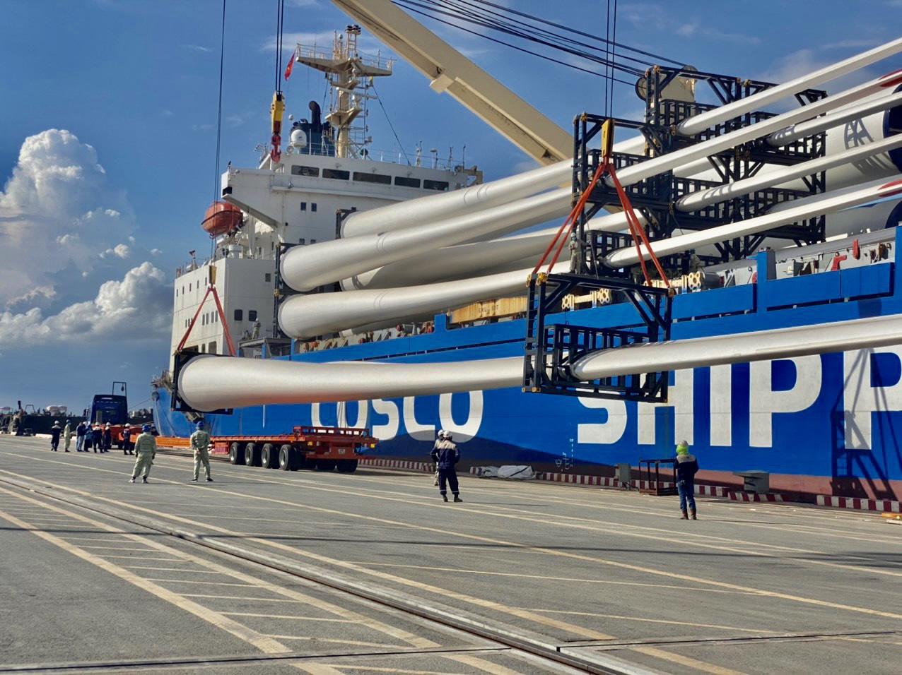 Nhà máy điện gió Kosy Bạc Liêu: Tăng tốc về đích, đảm bảo phòng chống dịch Covid-19 - Ảnh 4.