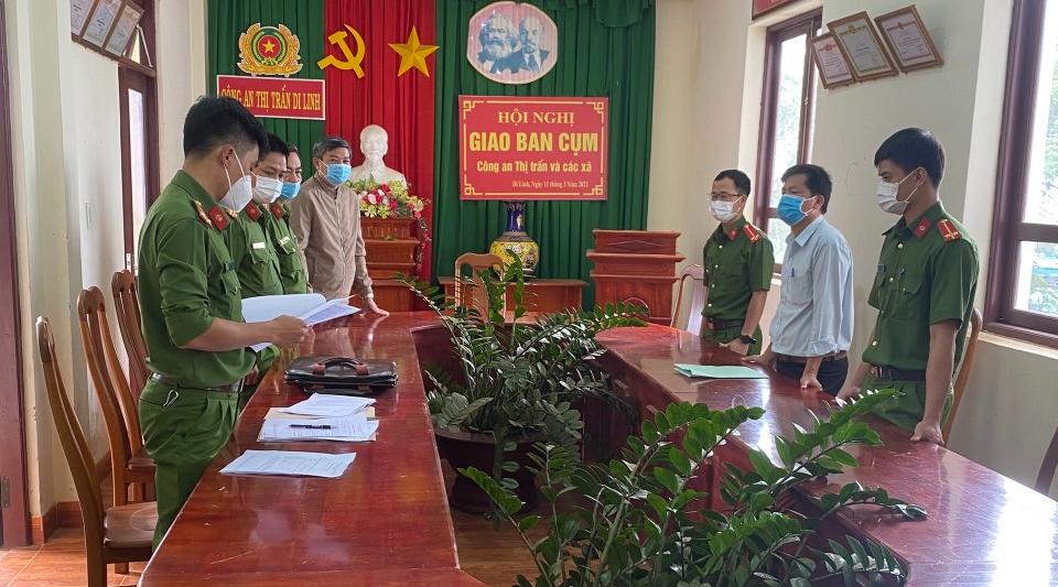 Lâm Đồng: Bắt tạm giam nguyên cán bộ phòng TNMT thiếu trách nhiệm, gây thiệt hại tiền tỷ - Ảnh 1.