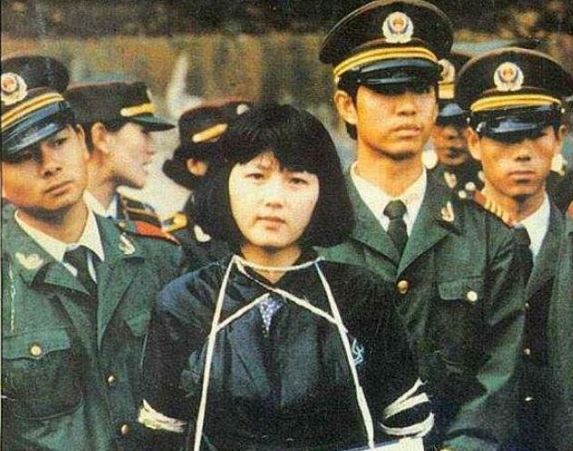 Nữ tử tù xinh đẹp nhất Trung Quốc và khẩn cầu kỳ lạ trước khi bị xử bắn ở tuổi 20 - Ảnh 1.