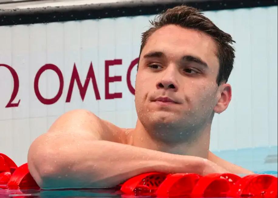 VĐV bơi lội Hungary: Quần thủng, vẫn phá kỷ lục của Michael Phelps, đoạt HCV - Ảnh 1.