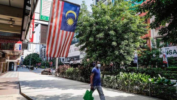 Sau Indonesia, đến lượt Malaysia trở thành ổ dịch nguy hiểm nhất châu Á - Ảnh 1.