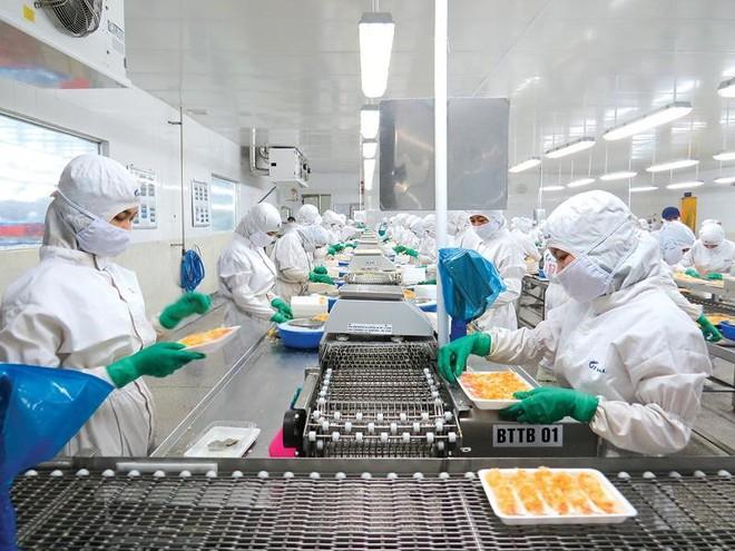 Tập đoàn PAN (PAN): Tôm xuất khẩu phục hồi mạnh mẽ, kéo lợi nhuận sau thuế quý II tăng 65% - Ảnh 1.