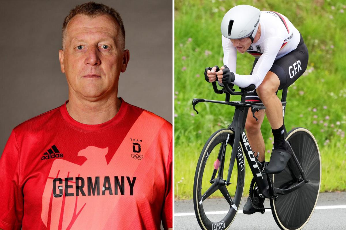 HLV Olympic của Đức bị sa thải sau khi có hành vi phân biệt chủng tộc ngay trên sóng trực tiếp - Ảnh 2.