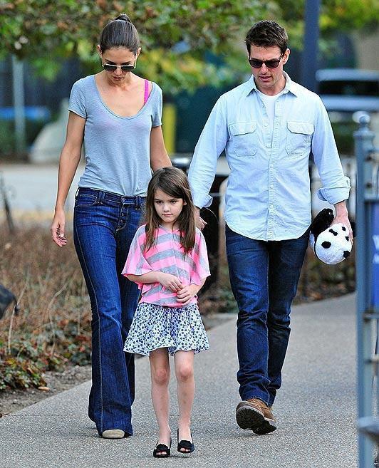 Con gái Tom Cruise xinh đẹp ở tuổi 15 - Ảnh 4.