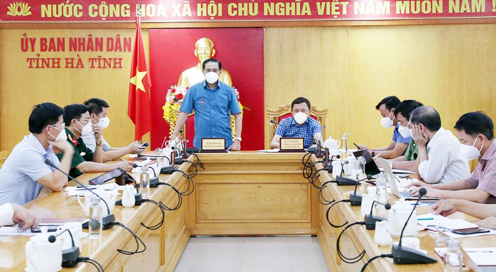 Hà Tĩnh sẽ bố trí chuyến tàu thứ 2 đón công dân về quê - Ảnh 1.