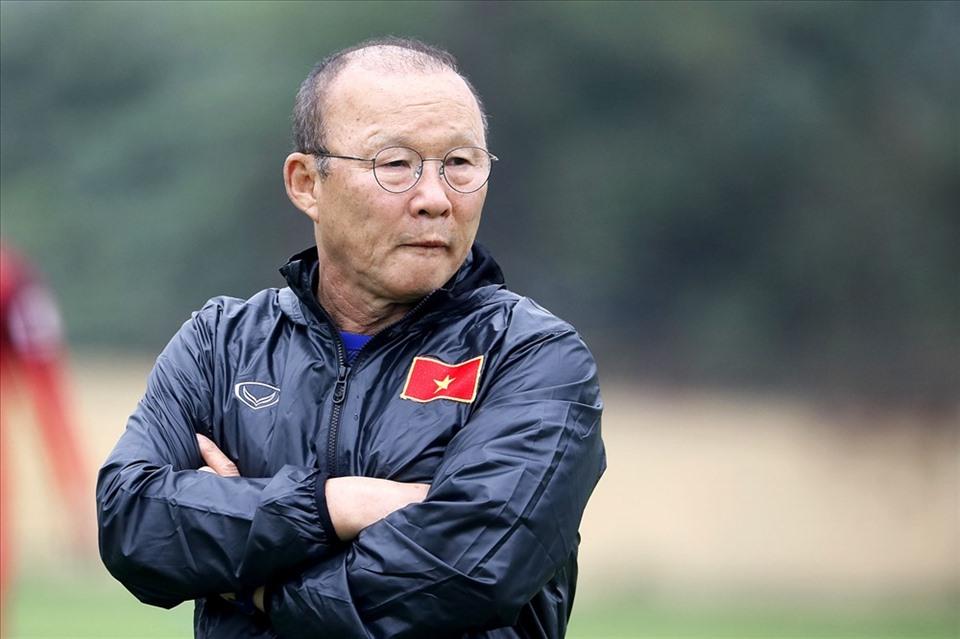 """HLV Park: """"Cầu thủ nào nói có thể thắng Trung Quốc thì phải chịu trách nhiệm"""" - Ảnh 1."""