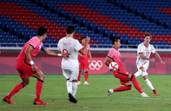 Kết quả bóng đá nam Olympic 2020:  - Ảnh 3.