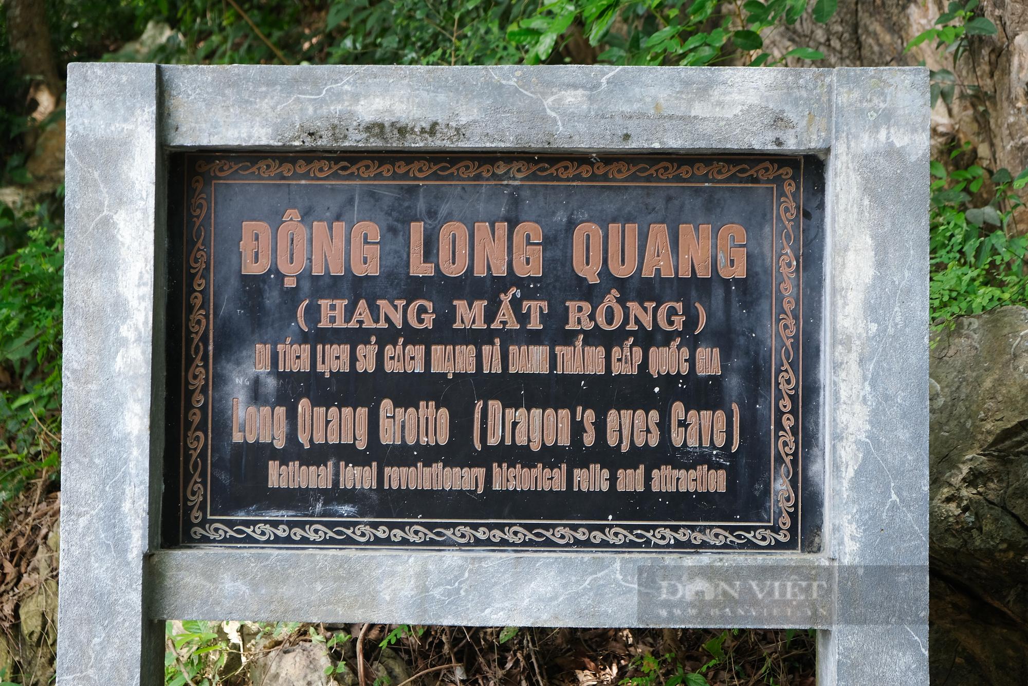 Kỳ bí hang mắt rồng ở Thanh Hoá - Ảnh 1.