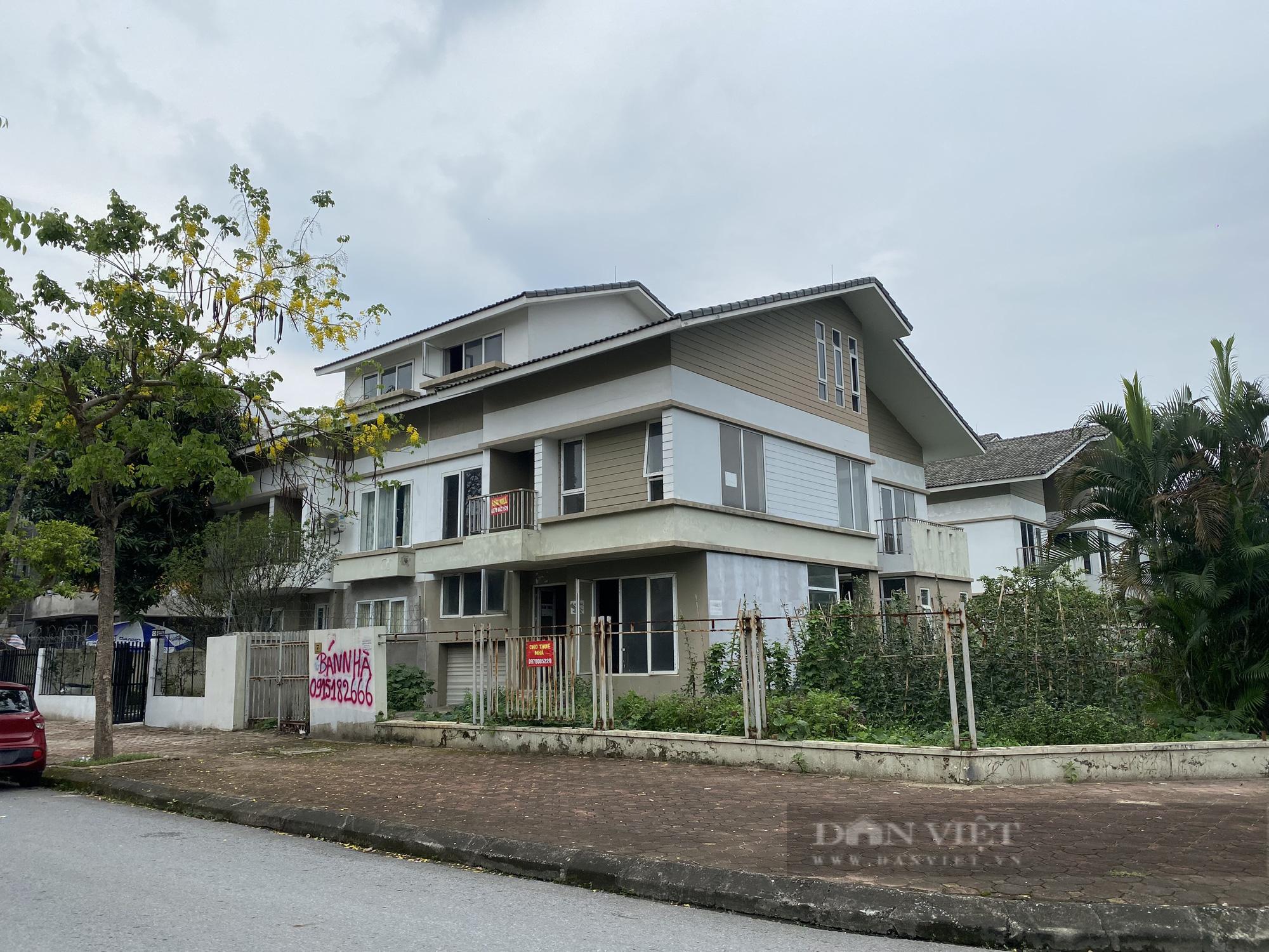 Giá nhà liền kề, biệt thự phía Tây Hà Nội tăng gấp đôi sau 2 năm - Ảnh 4.