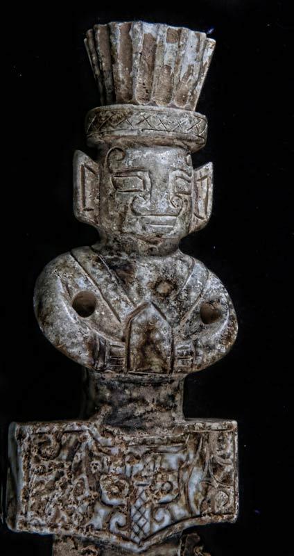 Bí ẩn thanh kiếm cổ của Trung Quốc lưu lạc tới tận Bắc Mỹ  - Ảnh 2.