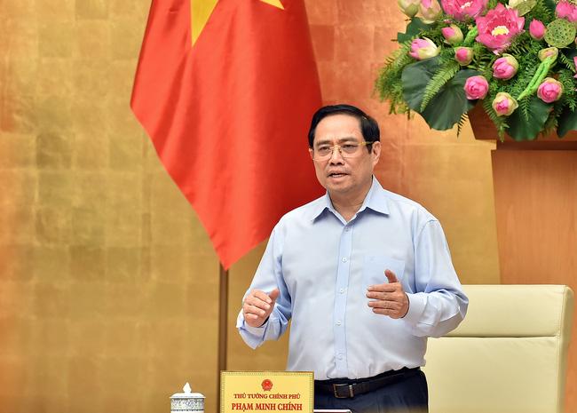 Thủ tướng yêu cầu không để dân di chuyển khỏi nơi cư trú, tiếp tục giãn cách thêm 14 ngày các tỉnh phía Nam - Ảnh 1.