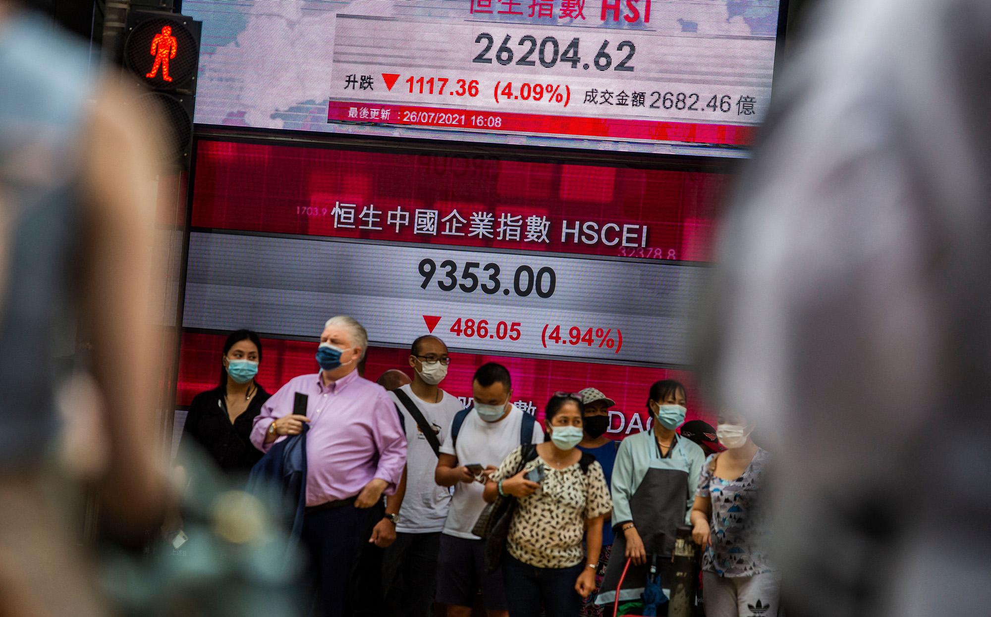 Nhìn lại tuần bán tháo điên cuồng trên TTCK Trung Quốc: Đầu tư vào TQ không dành cho ai yếu tim - Ảnh 1.