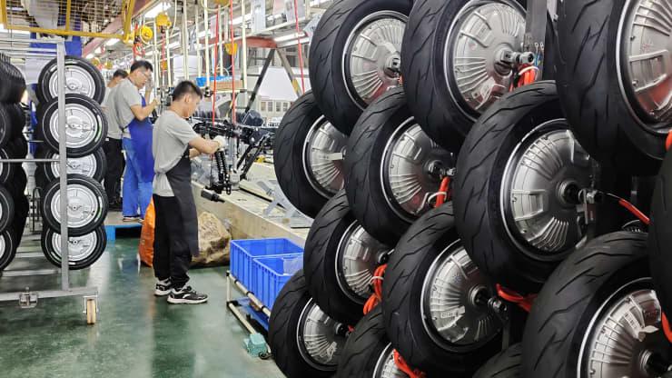 Một thước đo cho thấy đà phục hồi kinh tế Trung Quốc đang chậm lại rõ rệt - Ảnh 1.