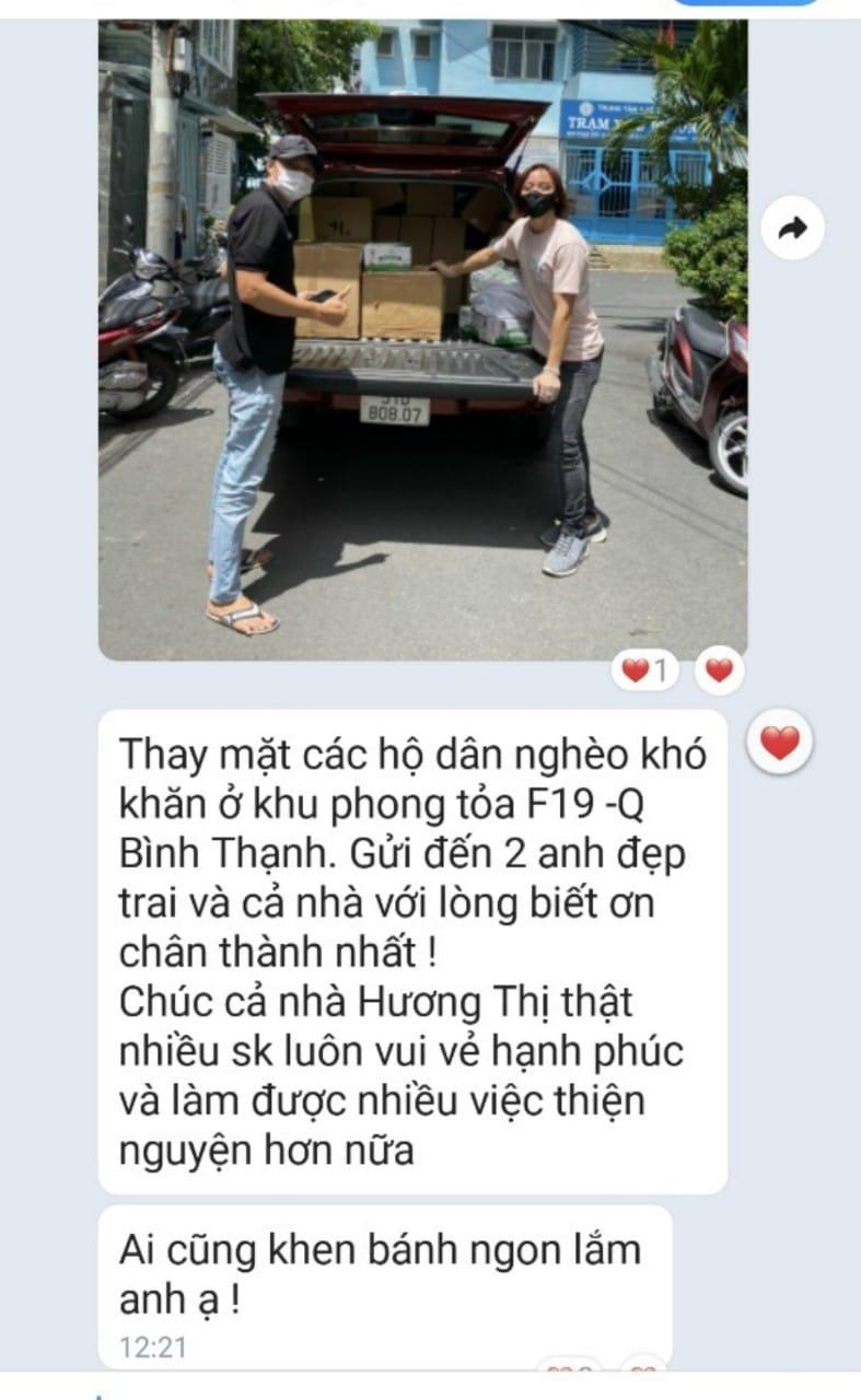 Việt Hương kể về những góc khuất khi làm từ thiện chống dịch Covid-19 tại TP Hồ Chí Minh - Ảnh 7.