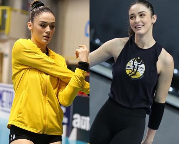 VĐV bóng chuyền xinh đẹp nhất Olympic 2020: Cao 1m97, hoa hậu cũng ghen tỵ! - Ảnh 2.