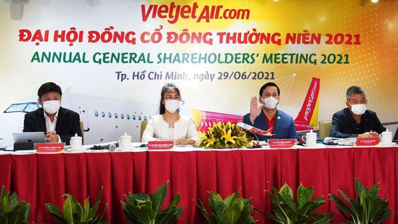 Vietjet ghi nhận lợi nhuận đạt 127 tỷ đồng cao hơn so với cùng kỳ 2020 - Ảnh 2.