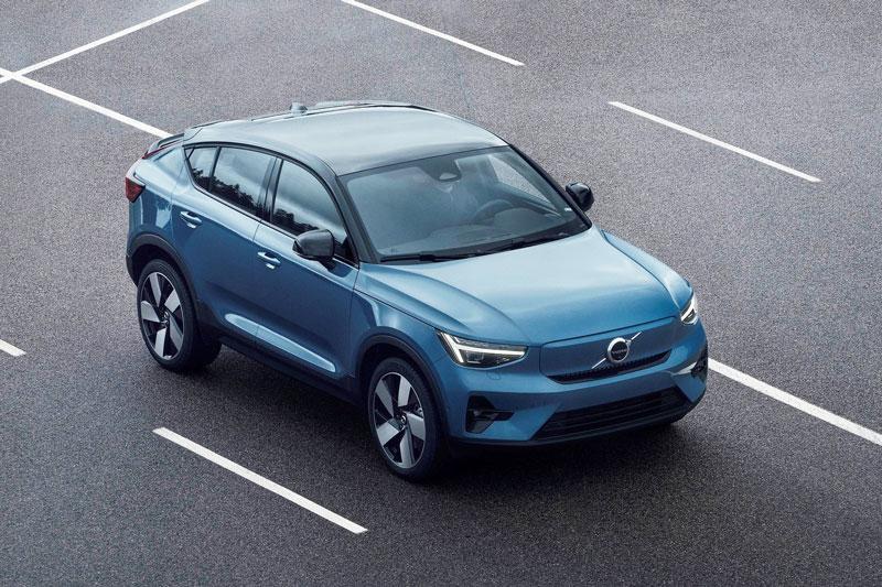 Volvo C40 2022 có thể di chuyển tối đa 420km sau mỗi lần sạc - Ảnh 2.