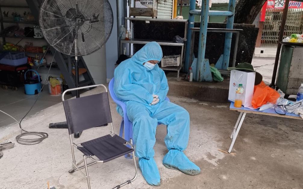 Bà Rịa – Vũng Tàu: Nhiều người phải làm việc xuyên ngày đêm để sớm kiểm soát dịch Covid-19