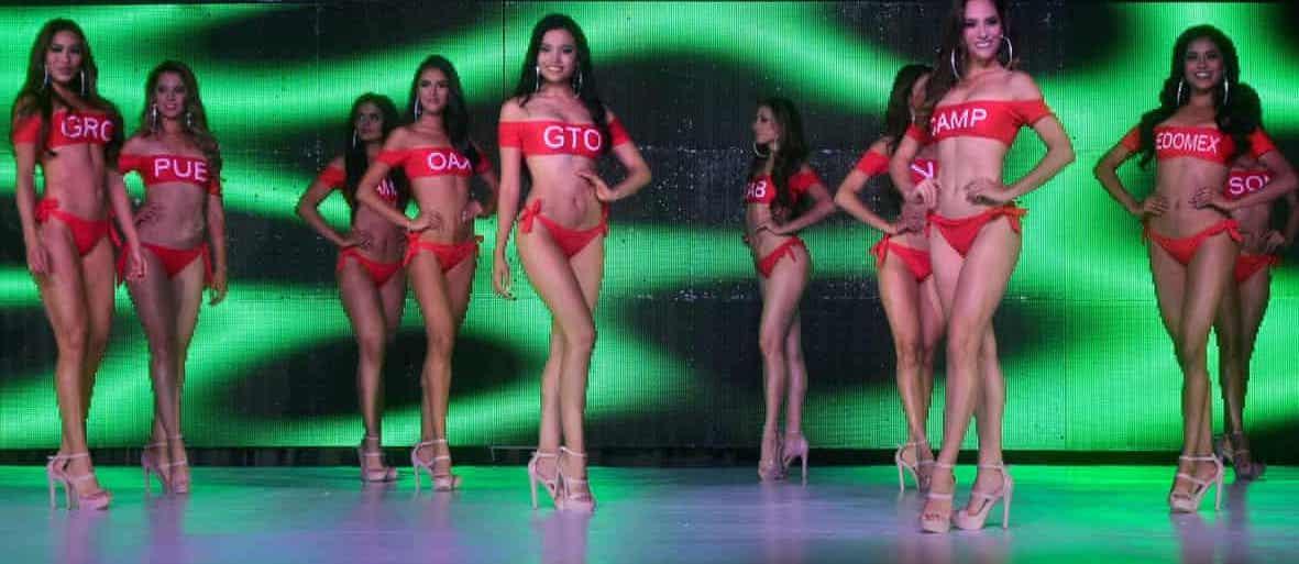 Gần nửa thí sinh cuộc thi Hoa hậu Mexico mắc Covid 19
