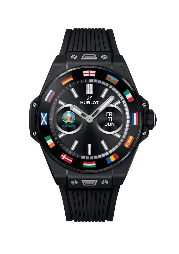 Những phụ kiện công nghệ đắt nhất Euro 2020, có cả chiếc đồng hồ trị giá 4.800 bảng của HLV ĐT Anh  - Ảnh 2.