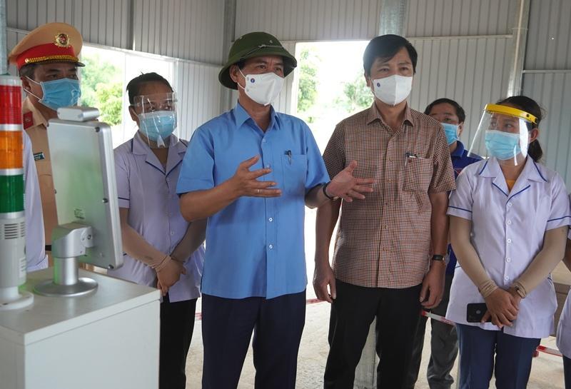 Quảng Trị sẵn sàng phối hợp nếu công dân Huế muốn về quê nhà cách ly - Ảnh 1.