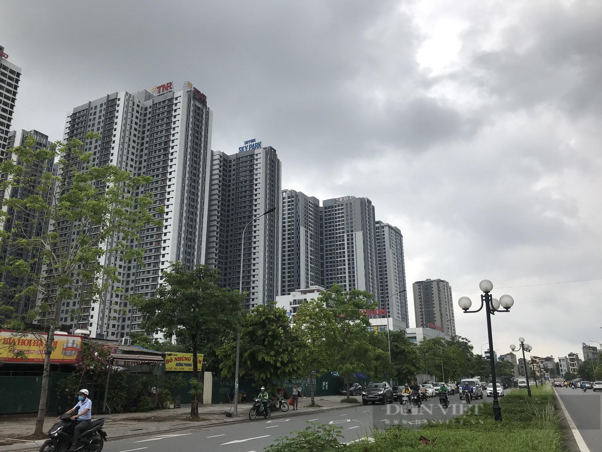 Chủ đầu tư Khu đô thị Goldmark City 136  Hồ Tùng Mậu: Sai phạm chồng chất sai phạm - Ảnh 1.