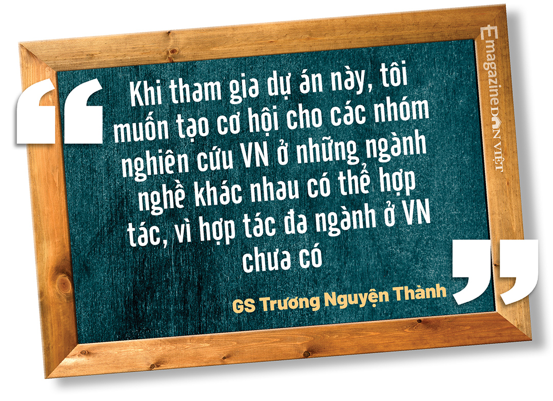 """Giáo sư """"quần đùi"""" Trương Nguyện Thành: """"Xóa học"""" để không đi theo lối mòn trong khoa học và tư duy - Ảnh 4."""
