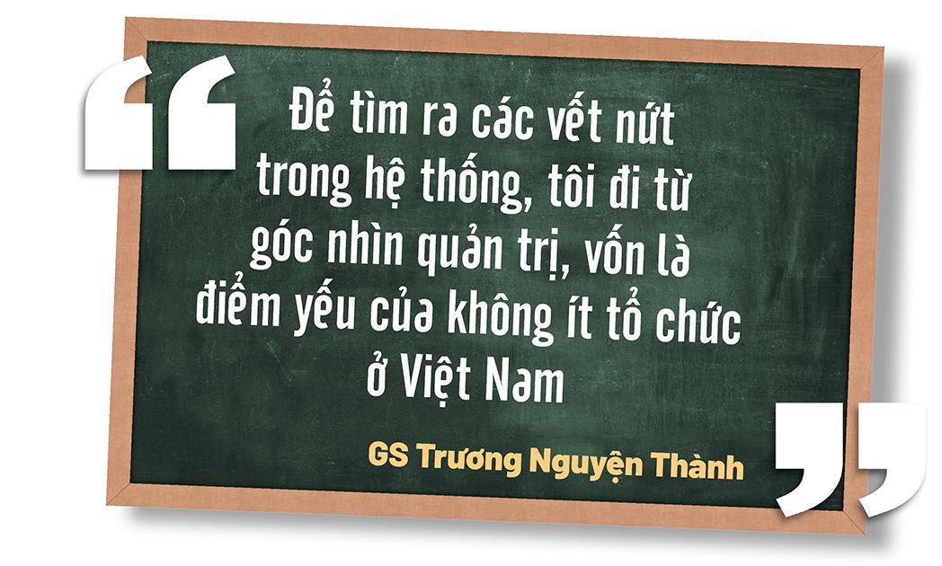 """Giáo sư """"quần đùi"""" Trương Nguyện Thành: """"Xóa học"""" để không đi theo lối mòn trong khoa học và tư duy - Ảnh 6."""