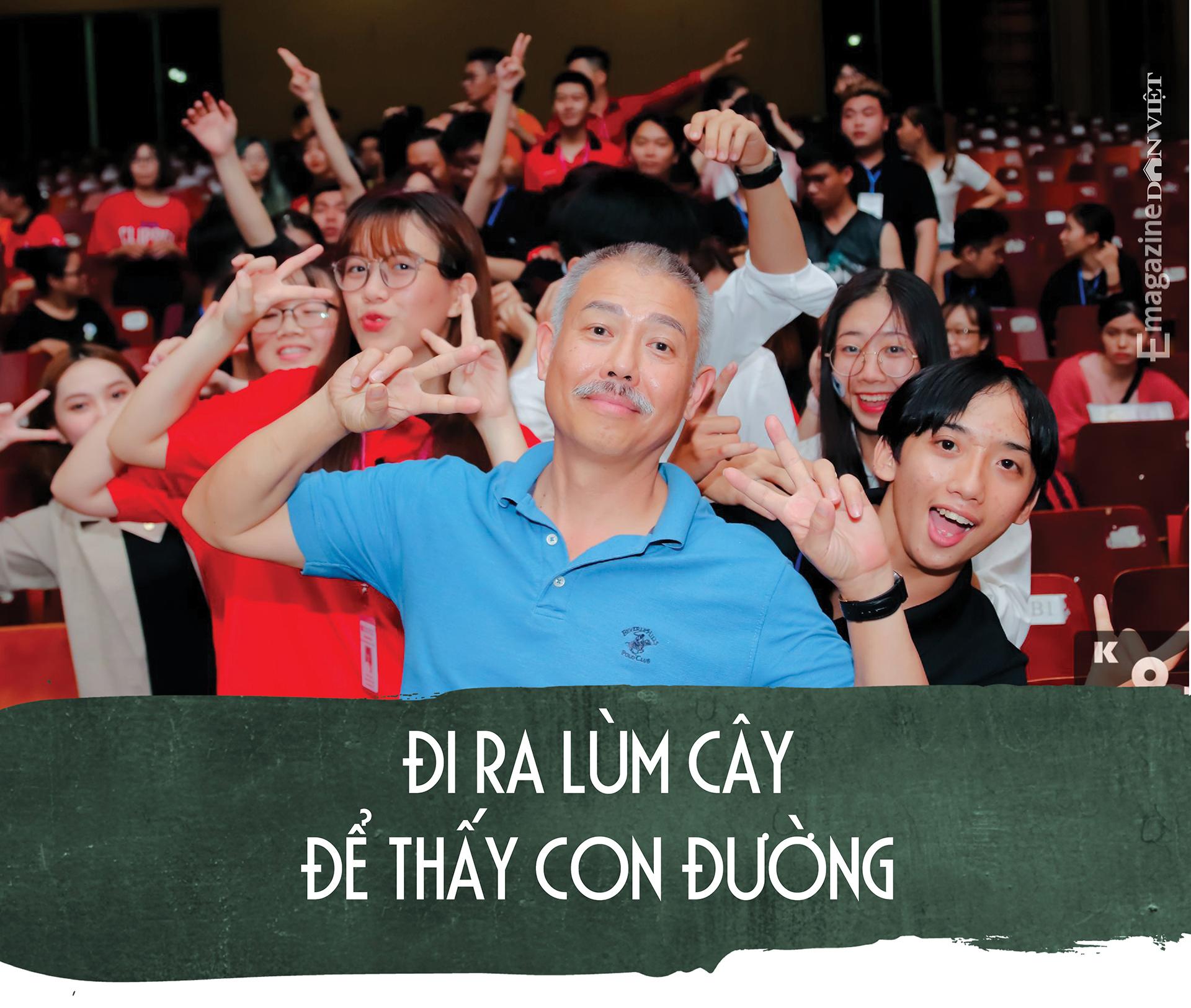 """Giáo sư """"quần đùi"""" Trương Nguyện Thành: """"Xóa học"""" để không đi theo lối mòn trong khoa học và tư duy - Ảnh 8."""