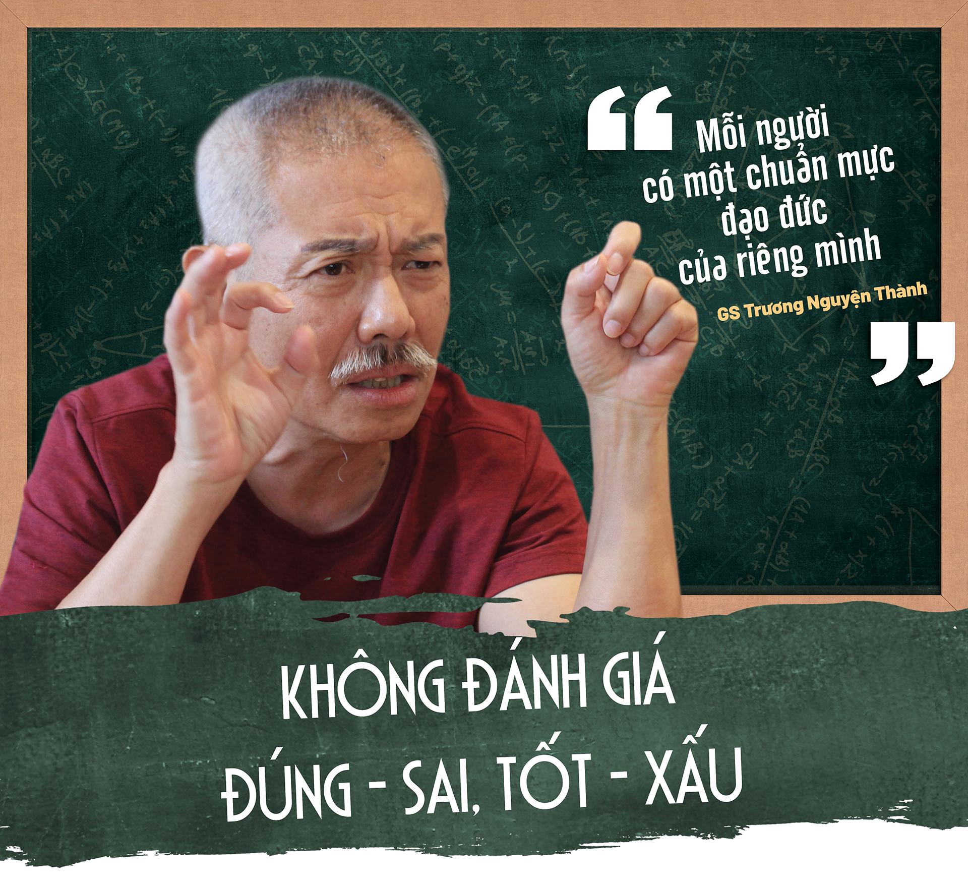 """Giáo sư """"quần đùi"""" Trương Nguyện Thành: """"Xóa học"""" để không đi theo lối mòn trong khoa học và tư duy - Ảnh 13."""