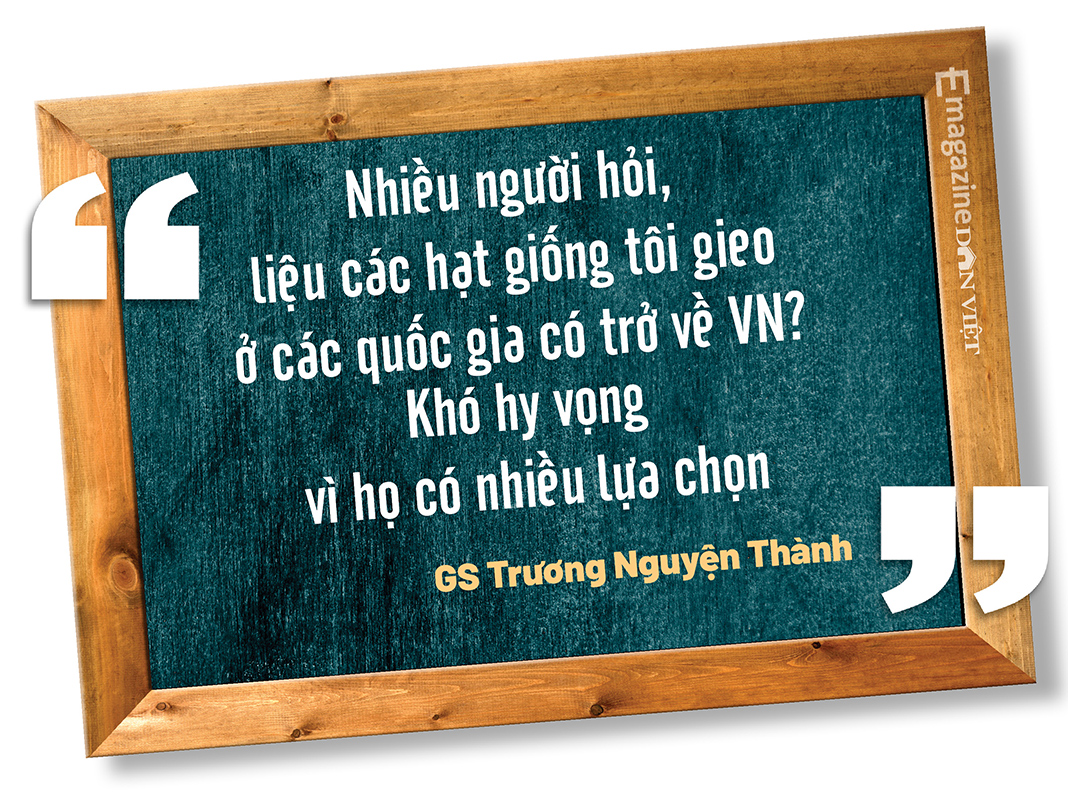 """Giáo sư """"quần đùi"""" Trương Nguyện Thành: """"Xóa học"""" để không đi theo lối mòn trong khoa học và tư duy - Ảnh 14."""