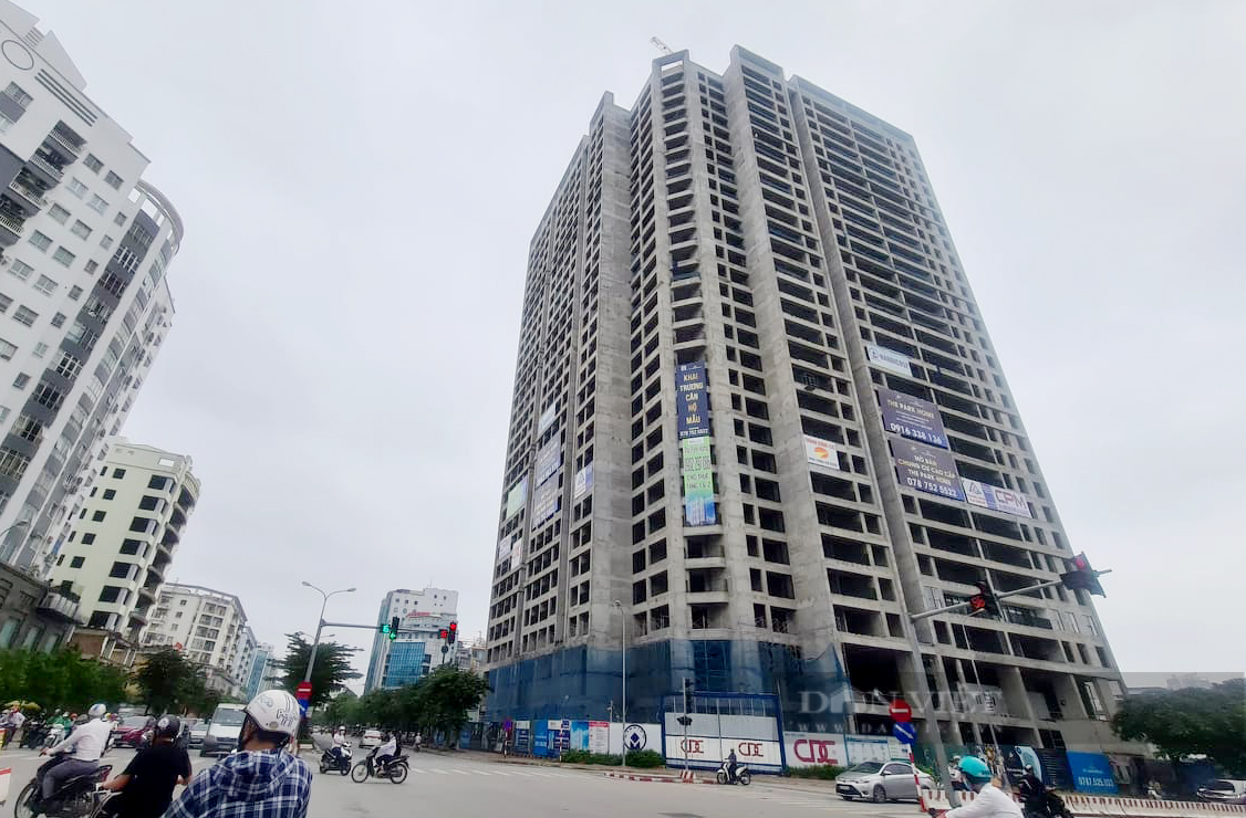 'Mổ xẻ' lý do giá căn hộ tại quận Cầu Giấy tăng 56% trong 4 năm - Ảnh 1.