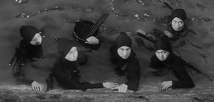 """Bí ẩn về ninja """"nửa người nửa quỷ"""" Nhật Bản: Nỗi ác mộng của các lãnh chúa - Ảnh 4."""
